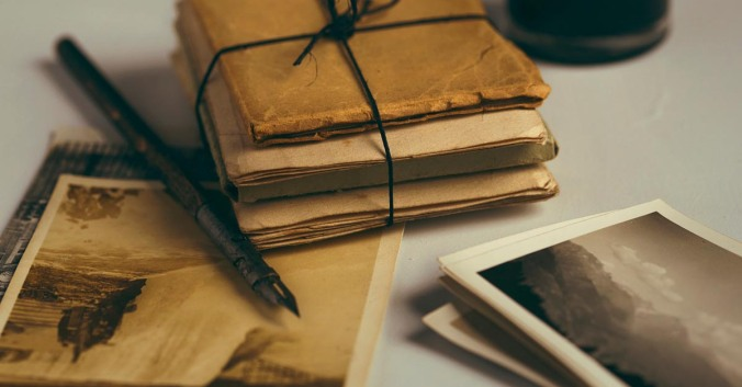 old-letters-and-postcards-free-image-download