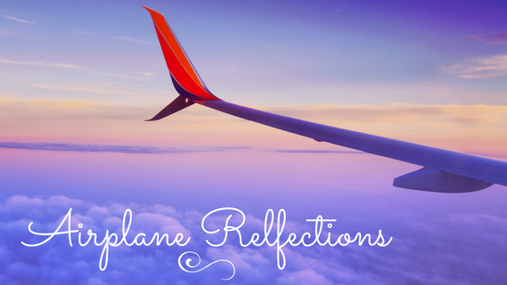 airplane-relfections
